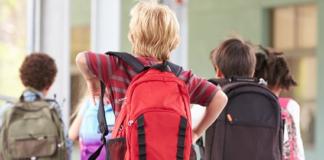 Colegios concertados y niños