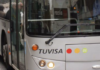Autobús de Tuvisa en Vitoria-Gasteiz