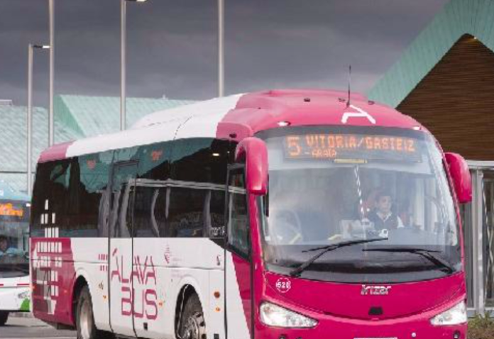 líneas autobus diputación foral de álava