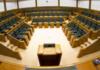 Parlamento del País Vasco en Vitoria-Gasteiz