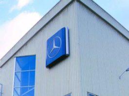 Fábrica de Mercedes-Benz en Vitoria-Gasteiz