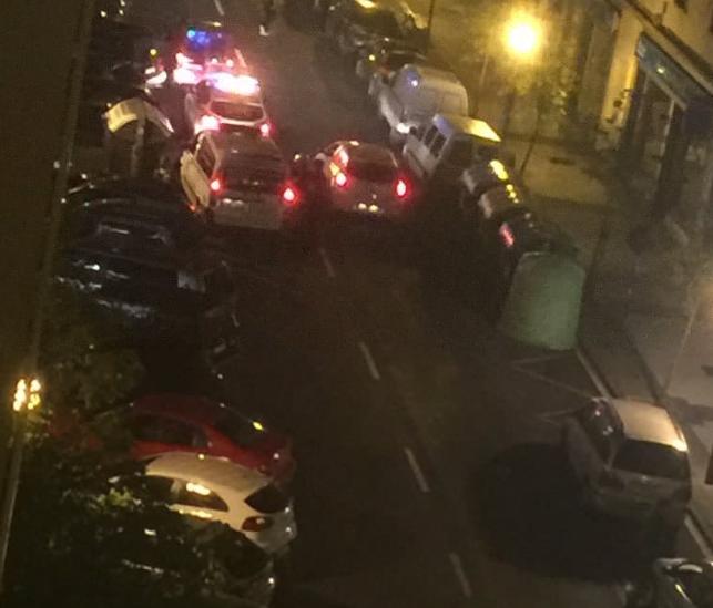 Ir en solitario por la calle en Vitoria puede ser peligroso