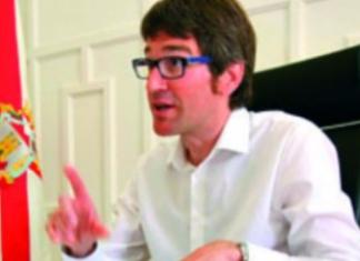 Gorka Urtaran alcalde de Vitoria-Gasteiz