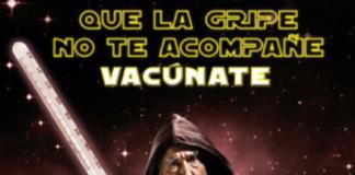 Gripe en Vitoria-Gasteiz - Star Wars