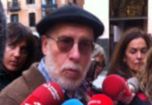 Fede García, SOS Racismo