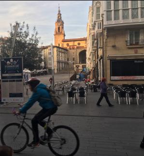 bicis ciclistas infracciones
