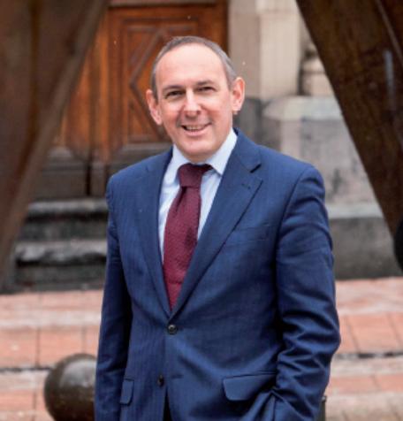 Ramiro Gonzalez es el diputado general de Álava