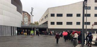 Multiusos Iradier Arena en Vitoria-Gasteiz