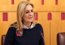 Ainhoa Domaica Concejala del PP en Vitoria