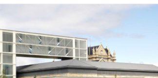 edificio krea - proyecto universidad americana en Vitoria-Gasteiz