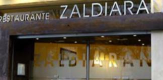 restaurante zaldiaran en vitoria-gasteiz