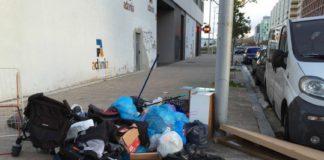 huelga basura Vitoria