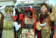 Reyes Magos y cabalgata en Vitoria-Gasteiz