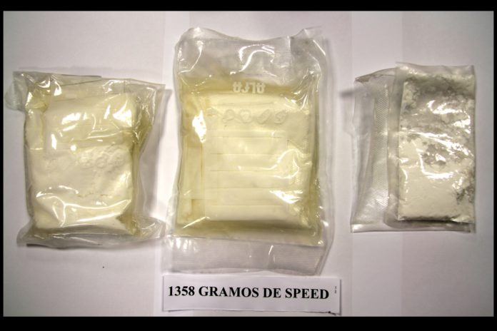Droga incautada por la Policía Local en Vitoria-Gasteiz