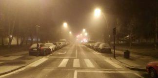 Heladas en Vitoria-Gasteiz y Álava y bajas temperaturas