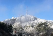 Nieve Álava montes