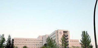 Hospital de Txagorritxu en Vitoria-Gasteiz