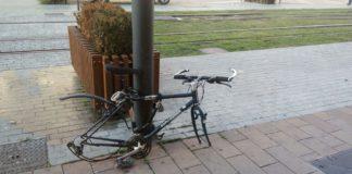 Robo de partes de bicileta en Vitoria, Sancho el Sabio