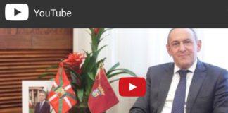 Ramiro Gonzalez vídeo Balance Navidad Diputación de Álava