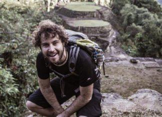 Borja Lázaro Herrero, vitoriano desparecido en Colombia