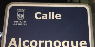 Calle Alcornoque
