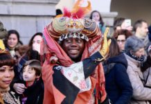 Reyes Magos en Vitoria-Gasteiz