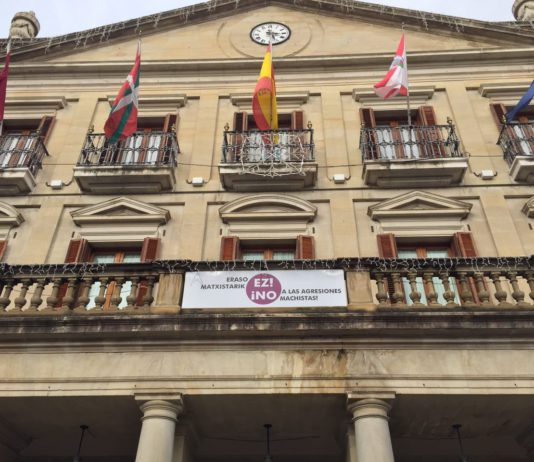 tejado Ayuntamiento Vitoria-Gasteiz