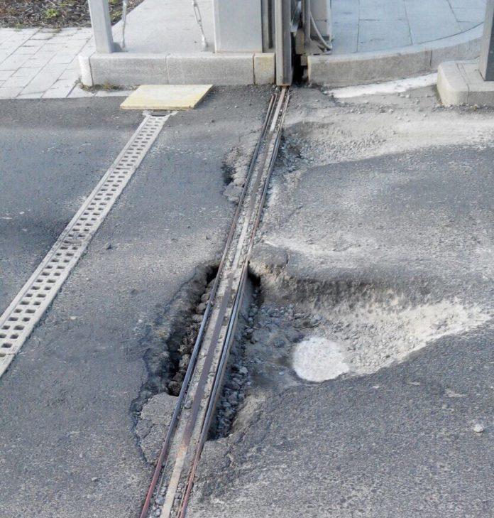 boquete estación de autobuses Vitoria