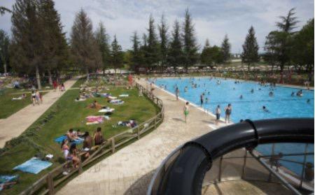 piscinas de gamarra