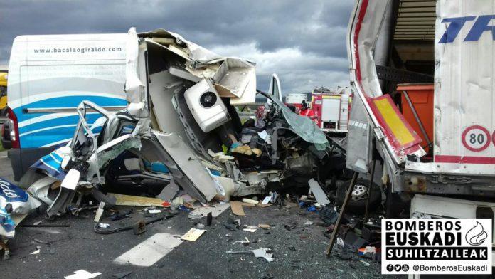 accidente carreteras