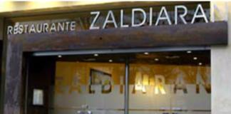 restaurante zaldiaran