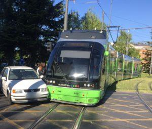 Accidente tranvía Vitoria-Gasteiz