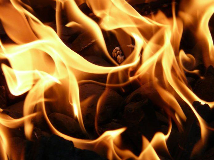 fuego incendios álava