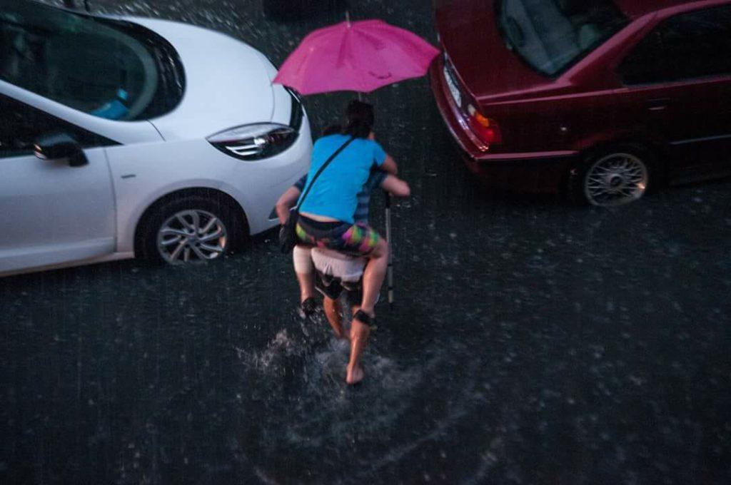 inundaciones lluvia vitoria
