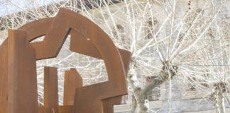 escultura vitoria postas franquismo