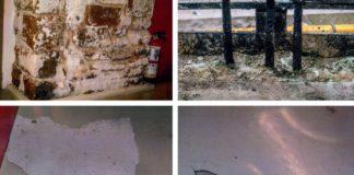 perito oficinas ayuntamiento alquila humedades