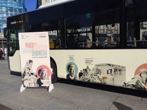 autobus mujeres
