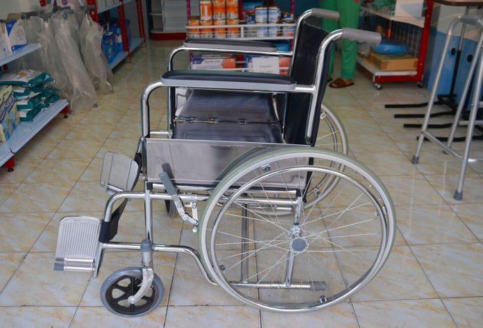 accesibilidad silla ruedas