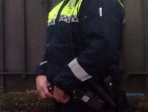 policía delincuencia