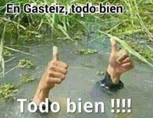meme inundaciones