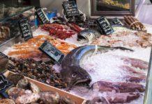 pescadería pescado
