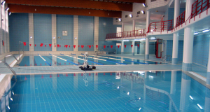 piscina iparralde queja