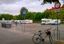 parking caravanas calzoncillos