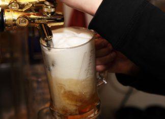 tiraje cerveza