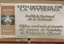 placas franquistas