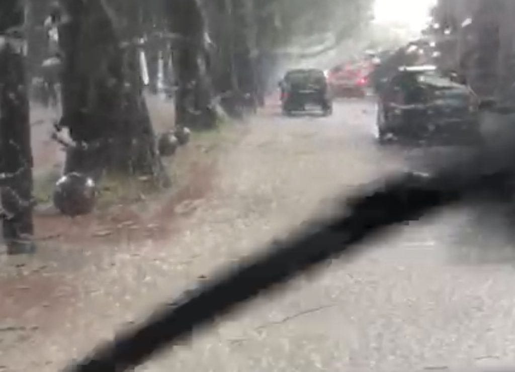 lluvia agua trombas