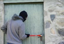 jóvenes delincuencia robar escalofrío