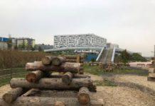 parque infantil zabalgana