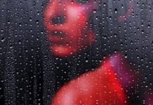 ducha vestuarios desnuda
