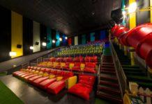 cine tobogán